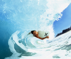 surf, water, and boy image