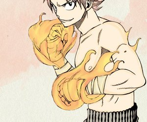 fairy tail, natsu dragneel, and natsu image