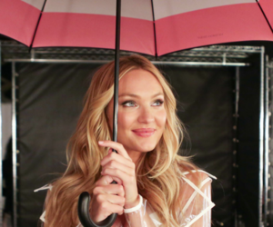 blonde and candice swanepoel image