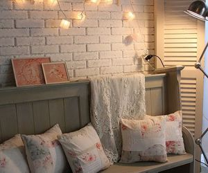 bedroom, cool, and decoration image