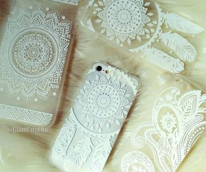 case, paisley, and phone image