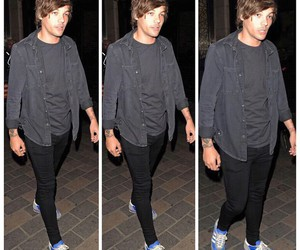 louis tomlinson and 1d image