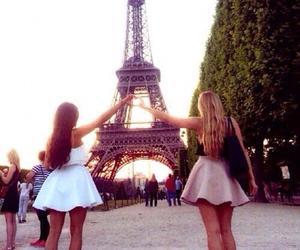 paris, friends, and best friends image