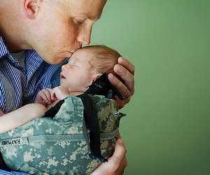 army, family, and cute image