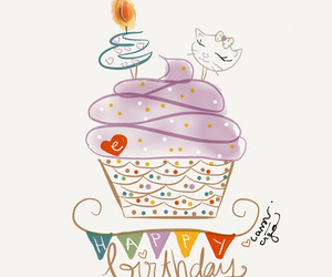 art, arte, and cup cake image