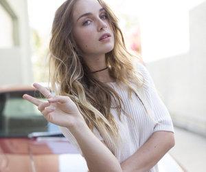 indie, model, and singer image