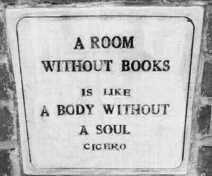 book, soul, and quote image