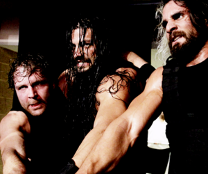superstar, wwe, and the shield image
