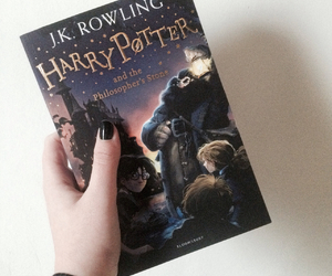 books, hermionegranger, and harrypotter image