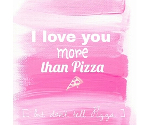 pizza and pink image