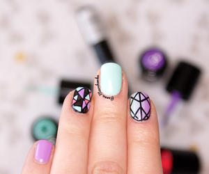 amazing, nail art, and nail polish image