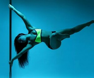 blue, dance, and fitness image