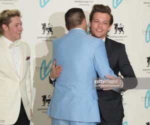 liam payne, louis tomlinson, and niall horan image