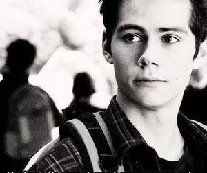 beautiful, cry, and teen wolf image