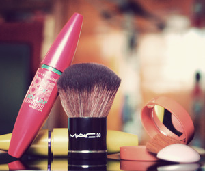 beauty, make up, and photography image