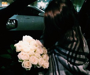 love, flowers, and cute image