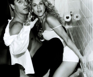 sex and the city, carrie, and Carrie Bradshaw image