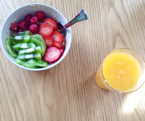 breakfast, fit, and FRUiTS image