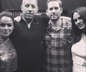 paul walker, michelle rodriguez, and fast and furious image