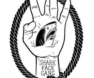 macklemore and shark face gang image