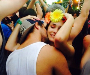 <3, forever, and coachella image