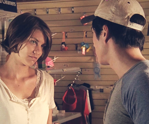 zombie, maggie greene, and the walking dead image