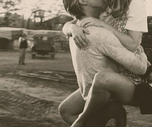 kiss, rachel mcadams, and ryan gosling image