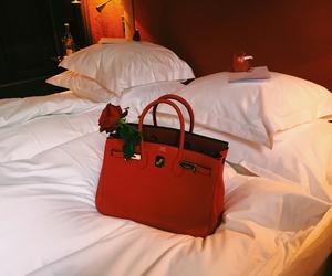 bag, fashion, and love image