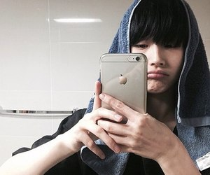 boy, ulzzang, and asian image