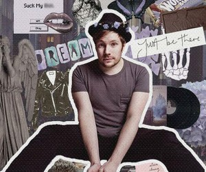 edit, fall out boy, and patrick stump image