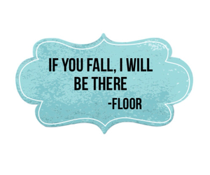 be, fall, and floor image