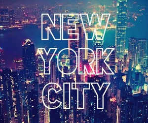 nyc, city, and new york image