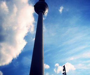 berlin, blue, and sky image