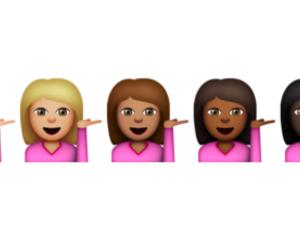 emoji, emojis, and pink image