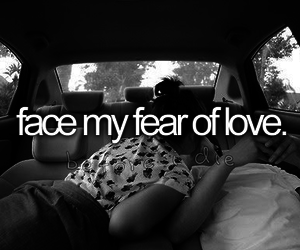 love, before i die, and fear image