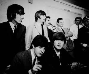 60's, the beatles, and beatles image
