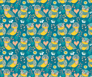 owls, tumblr, and wallpaper image