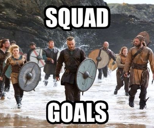 goals, squad, and vikings image