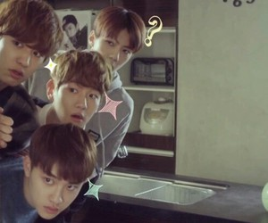 exo and exo next door image