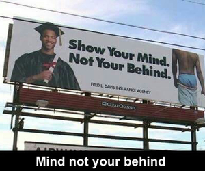 billboard, college, and funny image