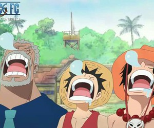 one piece, monkey d. luffy, and portgas d. ace image
