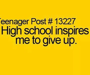 inspire, school, and teenager post image