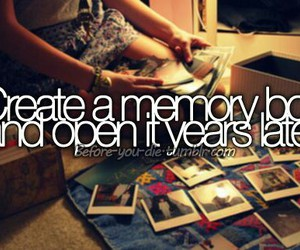 memory, cute, and bucket list image