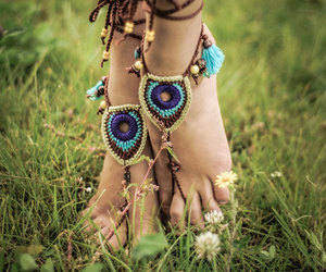 boho and hippie image
