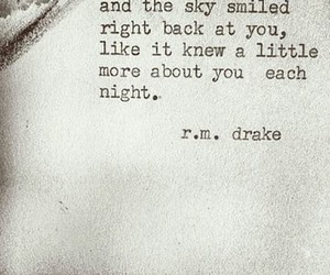 quotes, Drake, and sky image