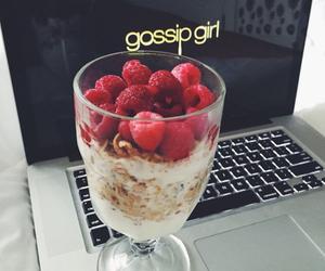 gossip girl, food, and breakfast image