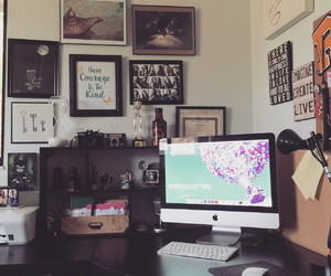 artwork, workspace, and computer image