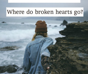where do broken hearts go and one direction image