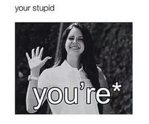 funny, lol, and lana del rey image