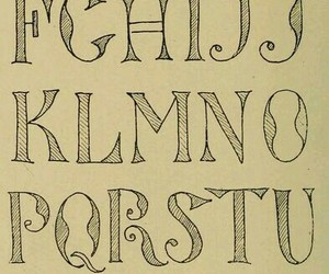 drawing and lettering image